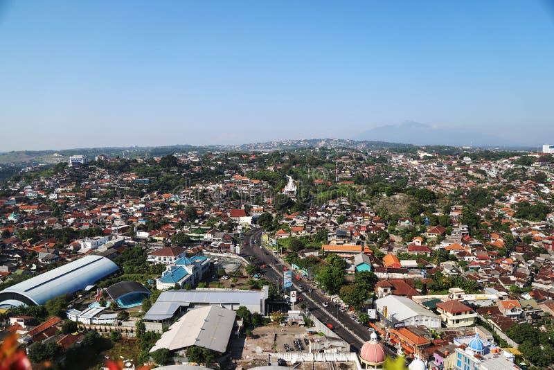 Semarang, Indonesien lizenzfreies stockbild