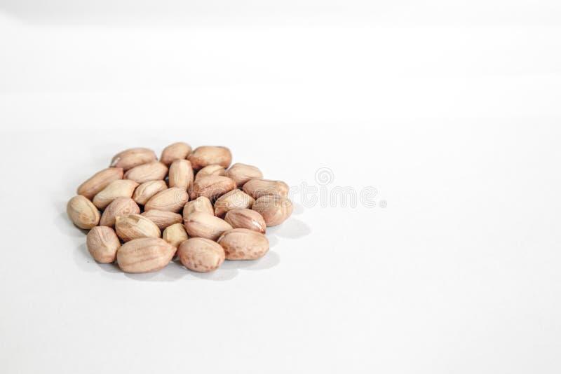 Seme dell'arachide fotografie stock libere da diritti