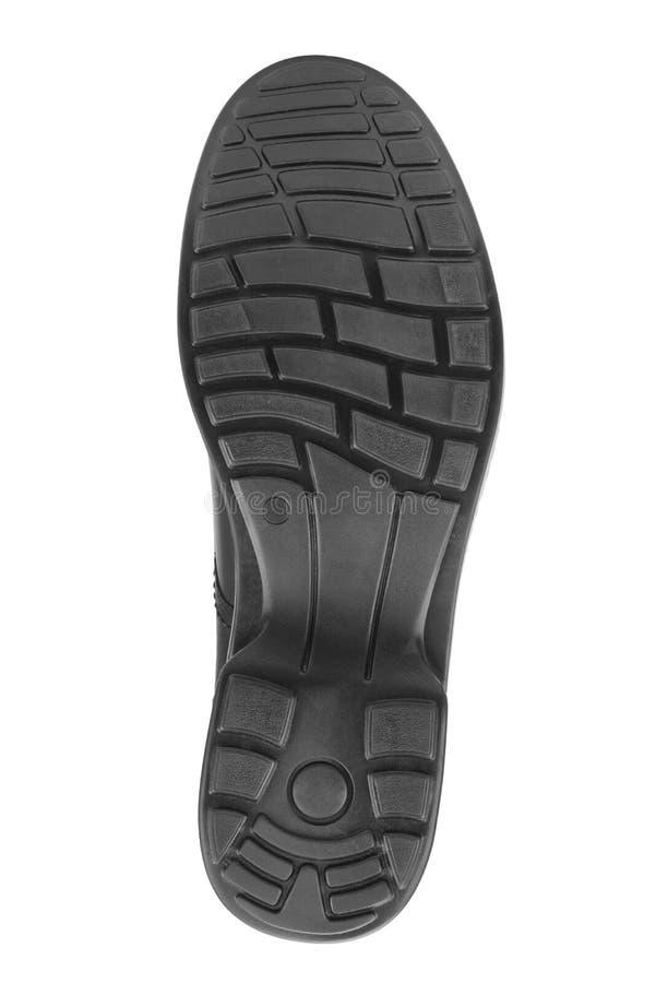 Semelle de chaussure photo libre de droits