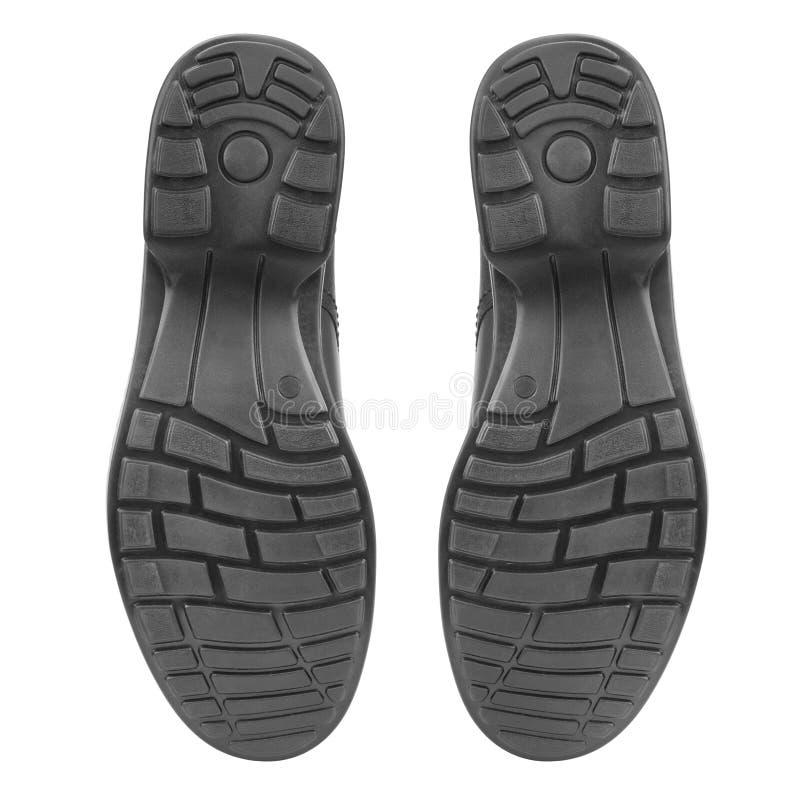 Semelle de chaussure photos libres de droits