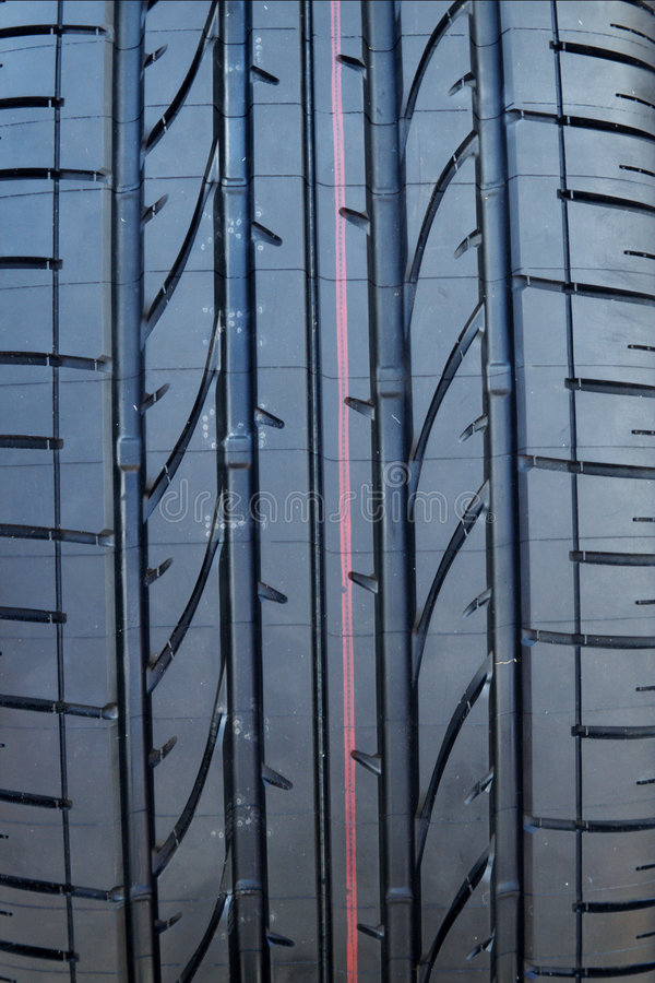 Semelle de pneu d'été photos stock