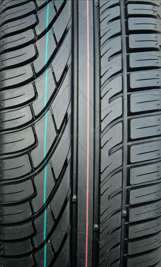 Semelle neuve de pneu photos libres de droits