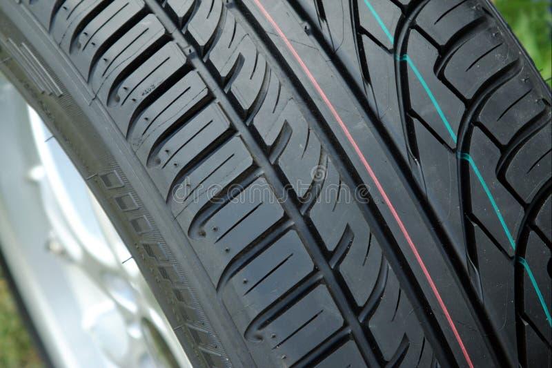 Semelle neuve de pneu photographie stock libre de droits