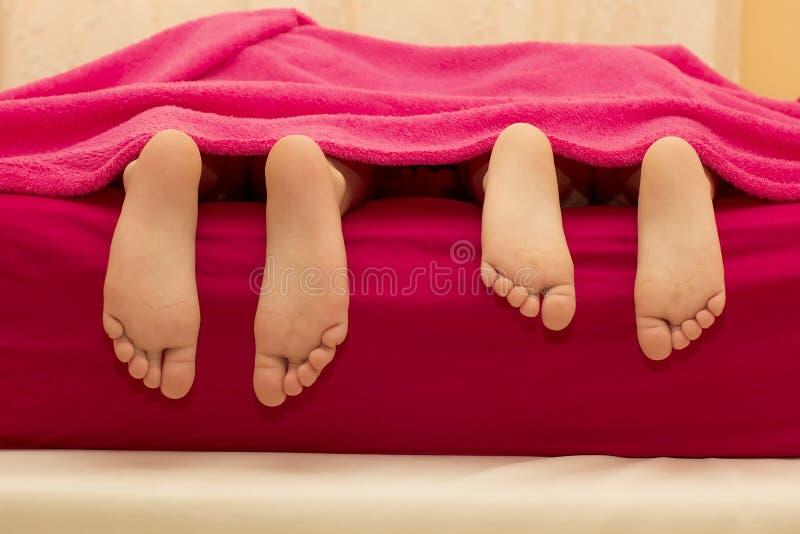 Semelles des pieds photos libres de droits