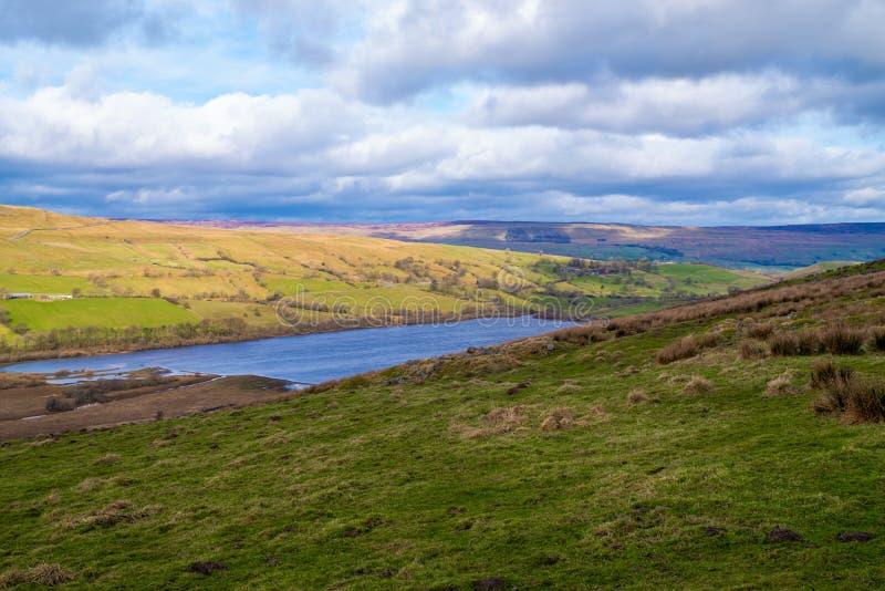 Semerwater, North Yorkshire photos stock