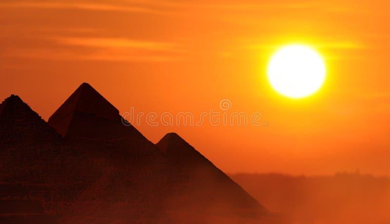 Semesterloppbegrepp till Egypten arkivfoto