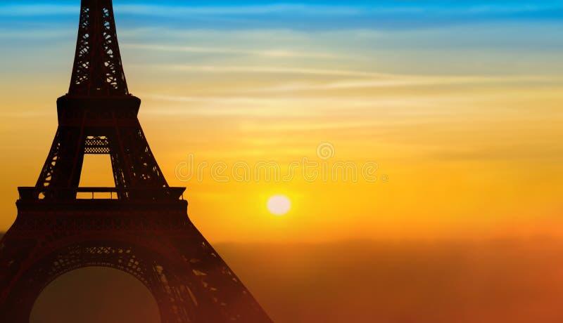 Semesterloppbegrepp till Paris royaltyfria foton