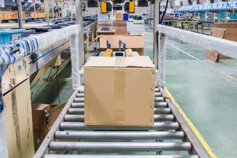Semi-auto het Vastbinden machine stock fotografie