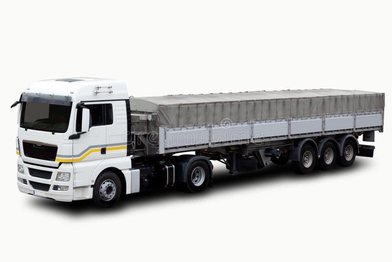 Semi camion fotografia stock libera da diritti