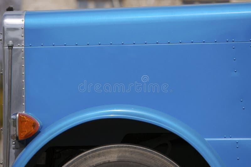 Semi frontal de camion photos stock