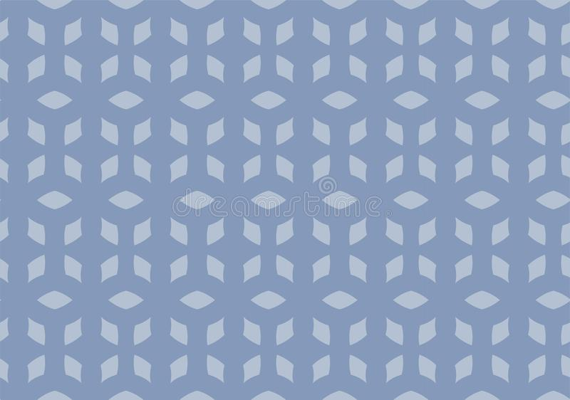 Seamless Repeat Winter Diamonds royalty free stock images