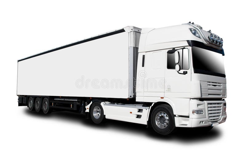 Download Semi Truck stock photo. Image of freight, industry, tractor - 20018818
