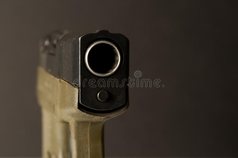 Download Semiautomatic Pistol Royalty Free Stock Images - Image: 16755049