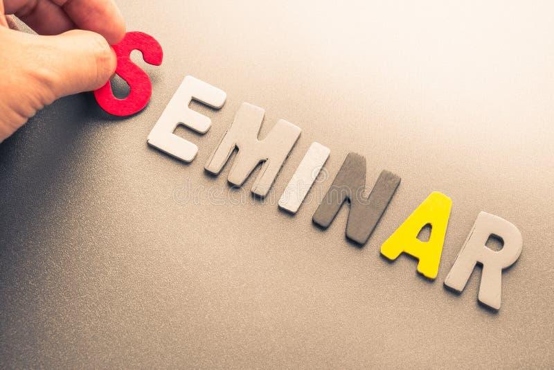 seminário imagens de stock royalty free