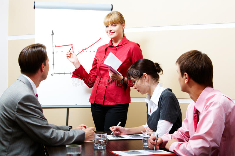 Download Seminar stock image. Image of businessgroup, document - 14945337