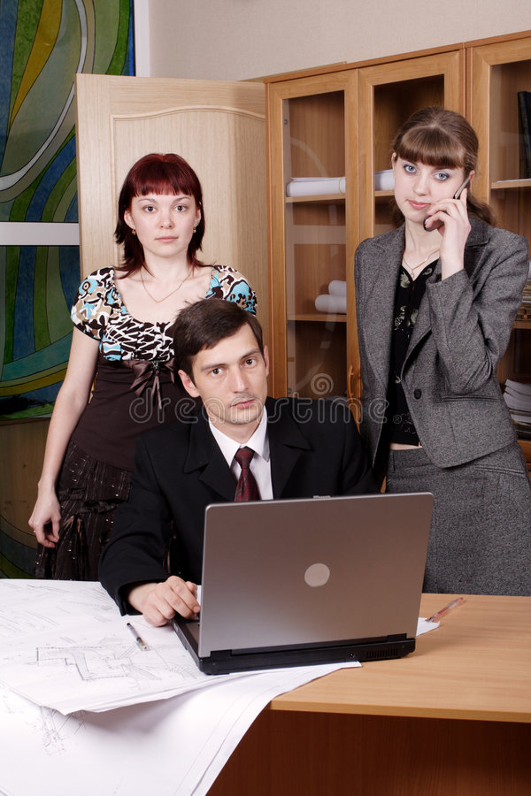 Seminar Business stock photo