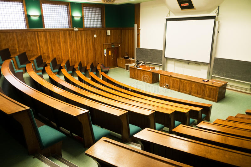 Download Seminar room view stock image. Image of college, interior - 13593965