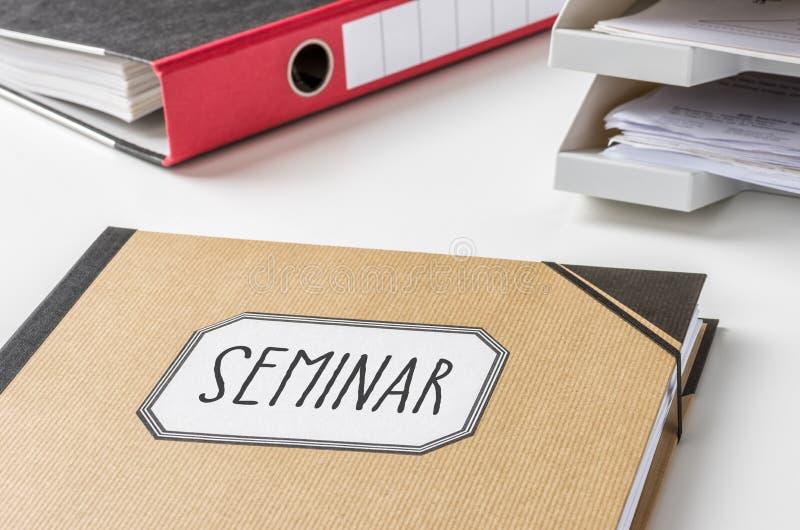 seminarium fotografering för bildbyråer