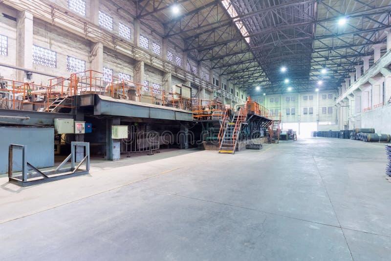 Seminariumcloseup för industriell produktion royaltyfri foto