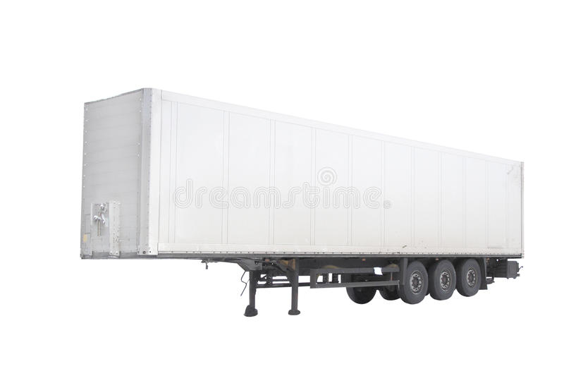 Semitrailer royalty free stock images