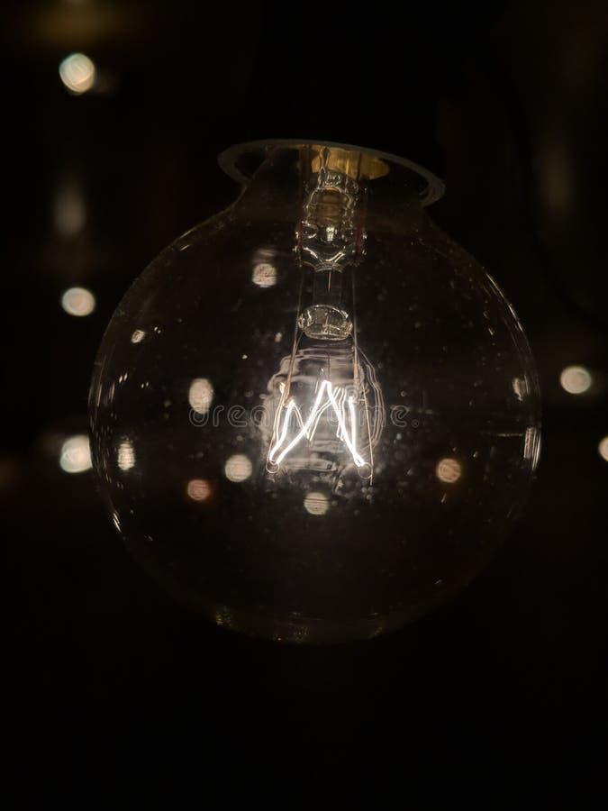 Semivida de la luz foto de archivo libre de regalías
