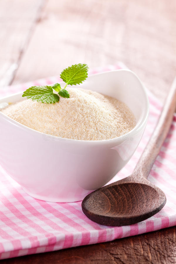 Download Semolina stock photo. Image of freshness, nutrition, semolina - 18806222