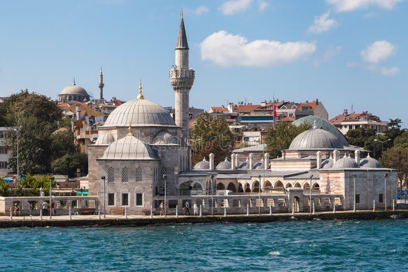 Semsi Pasha Mosque. In Uskudar, Istanbul, Turkey stock photo