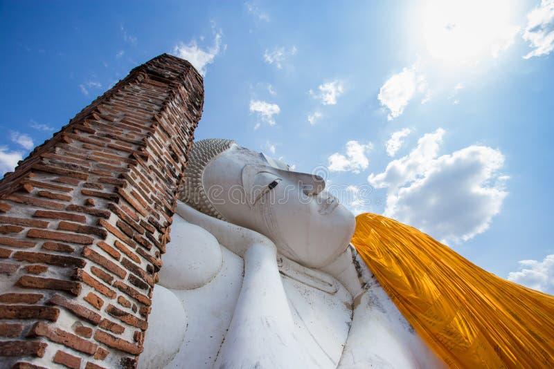 Sen Buddha w Thailand zdjęcie royalty free