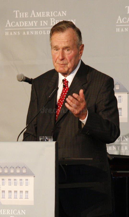 Sen de George Bush images stock