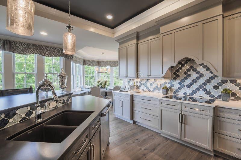 Sen Domowa kuchnia zdjęcia royalty free