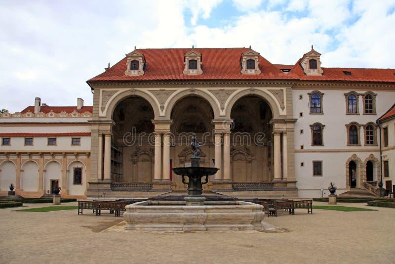 Senado checo, Praga, República Checa imagenes de archivo