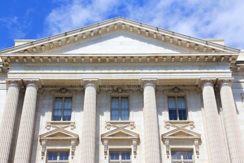 Senado de los E.E.U.U. imagen de archivo