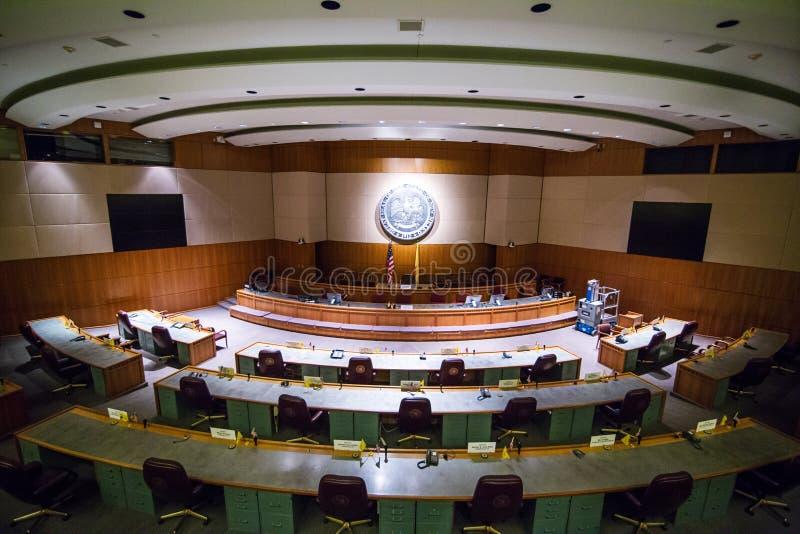 Senado de New México foto de archivo libre de regalías