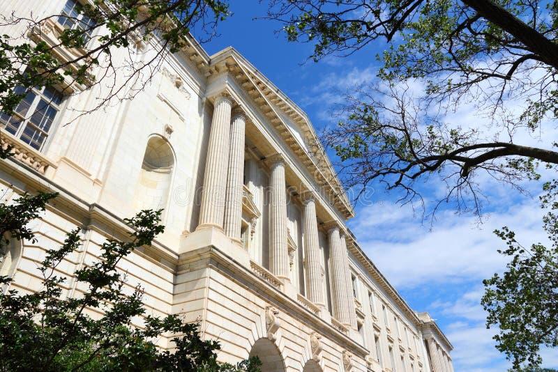 Senado dos E.U. imagens de stock royalty free