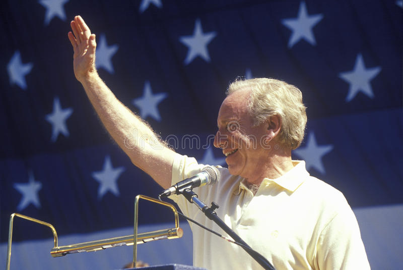 Senador Joe Lieberman imágenes de archivo libres de regalías