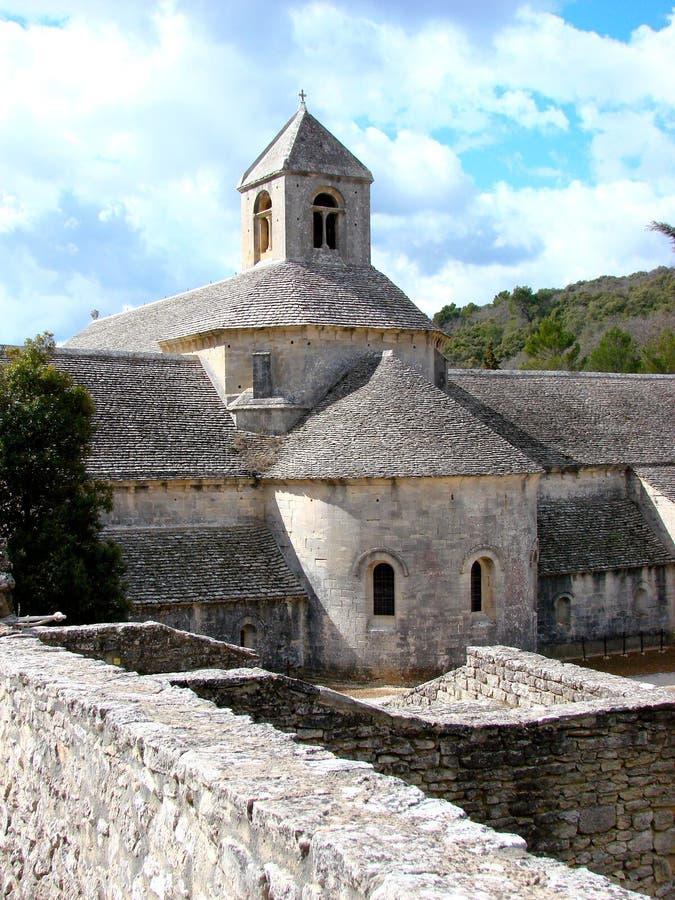Senanque abbey, Provence royalty free stock photography