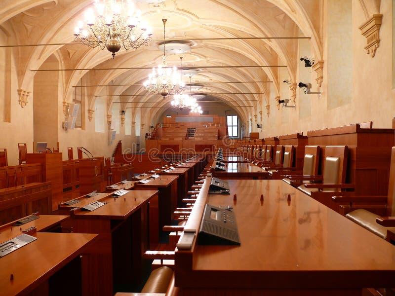 Senato del parlamento della repubblica ceca immagine stock for Parlamento della repubblica