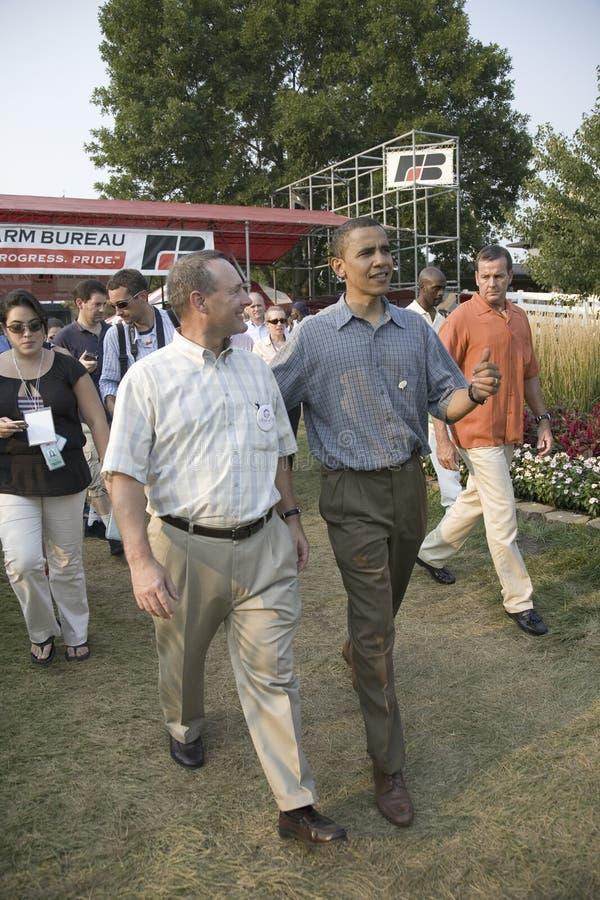 Download Senator Barak Obama Campaigning For President Editorial Stock Image - Image: 27067739