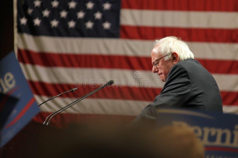 Senator Bernie Sanders 6305 royalty free stock photos