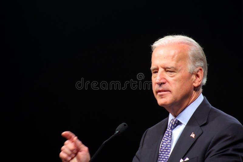 Senator Joe Biden stockfotos