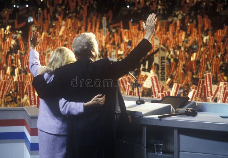 Senator Joe Lieberman fotografia stock