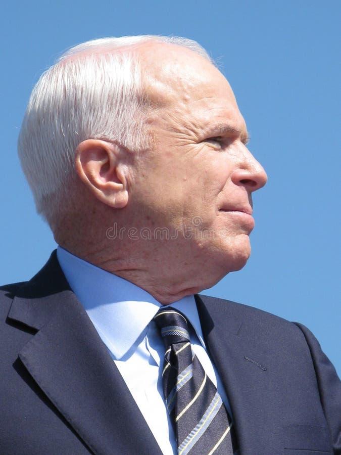 Senator John McCain lizenzfreies stockfoto