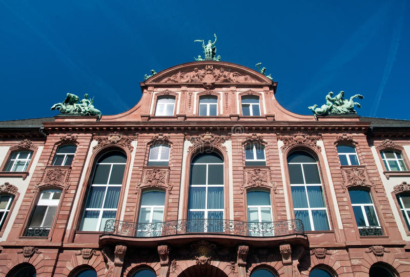 Senckenberg Museum lizenzfreie stockbilder