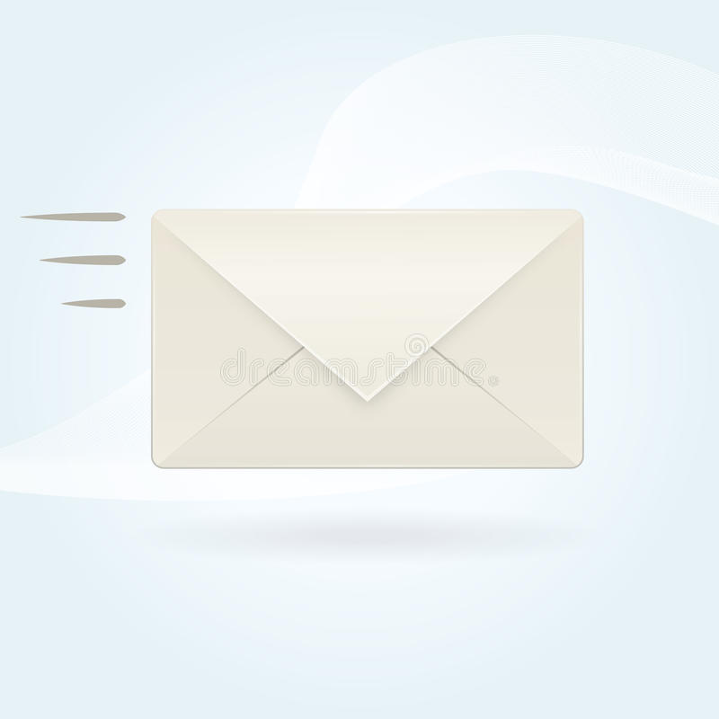 Download Send email stock vector. Image of office, icon, connect - 28942793