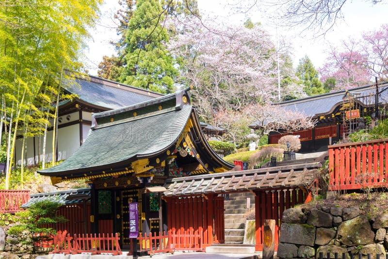 SENDAÏ, JAPON 12 avril 2017, architecture traditionnelle japonaise photographie stock libre de droits