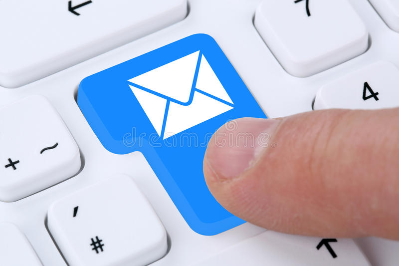 Sending e mail email mail message on computer stock photo image of download sending e mail email mail message on computer stock photo image of marketing publicscrutiny Images