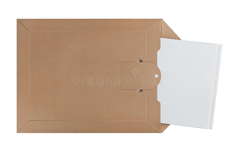 Sending post envelope royalty free stock image