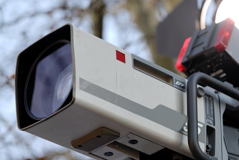 Sendungskamera stockfoto