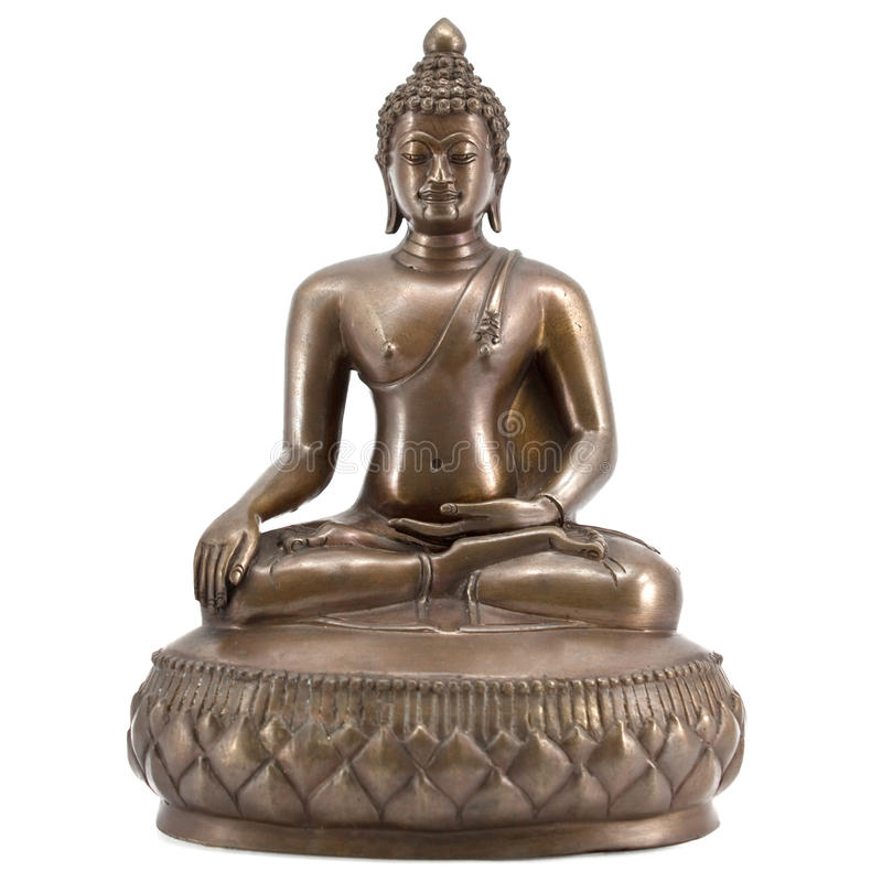 Senhor buddha imagem de stock