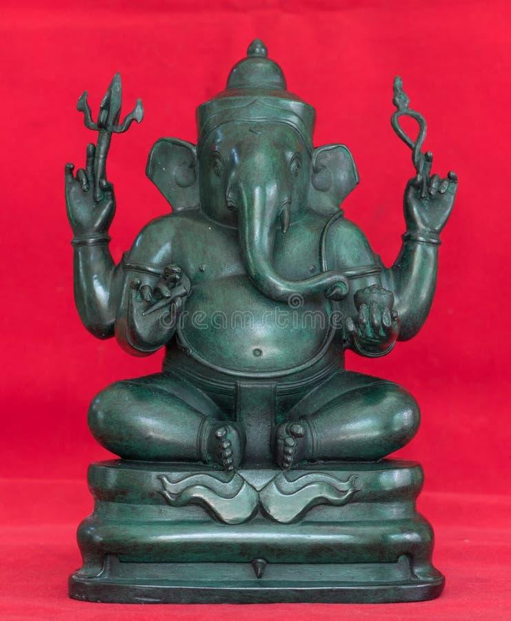 Senhor de Ganesha do sucesso foto de stock royalty free
